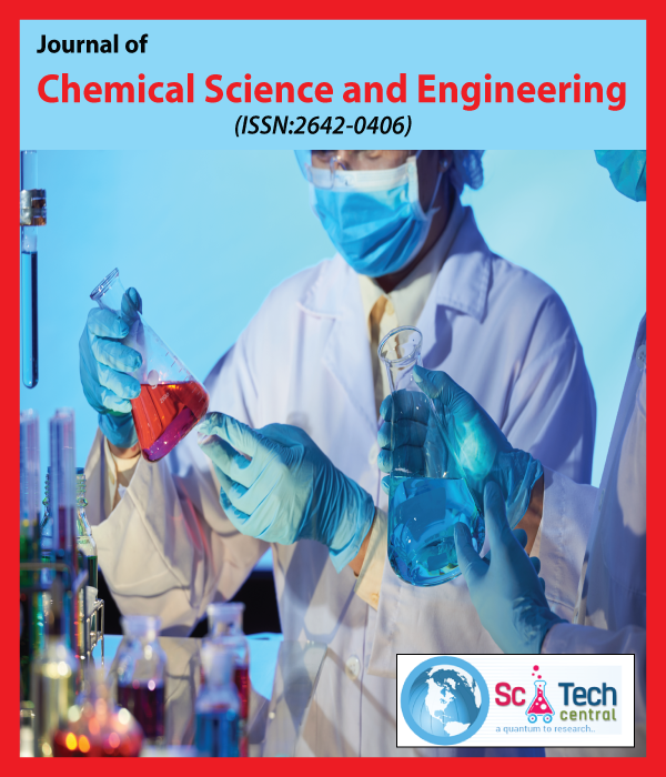 Journal of Chemical Science and Engineering (ISSN:2642-0406)