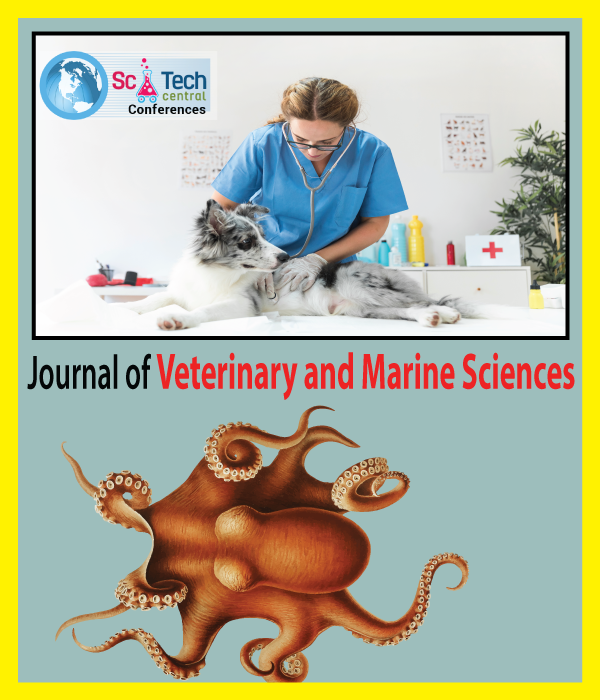 Journal of Veterinary and Marine Sciences (ISSN: 2689-7830)