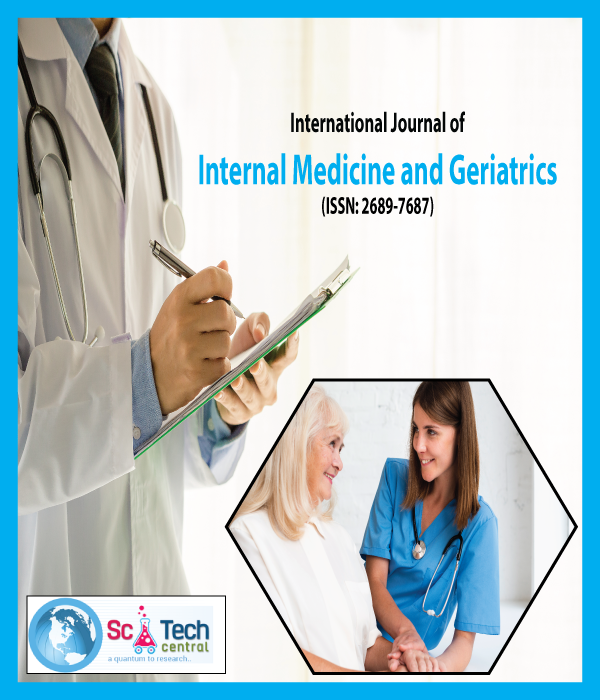 International Journal of Internal Medicine and Geriatrics (ISSN: 2689-7687)