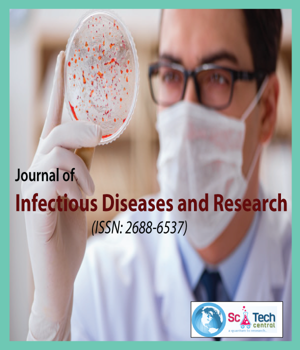 Journal of Infectious Diseases and Research (ISSN: 2688-6537)