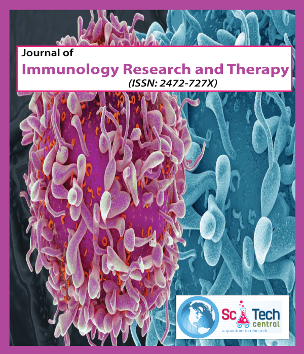 Journal of Immunology Research and Therapy (ISSN:2472-727X)