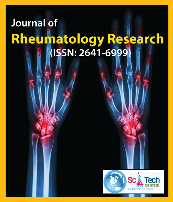 Journal of Rheumatology Research (ISSN:2641-6999)