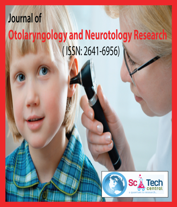 Journal of Otolaryngology and Neurotology Research(ISSN:2641-6956)