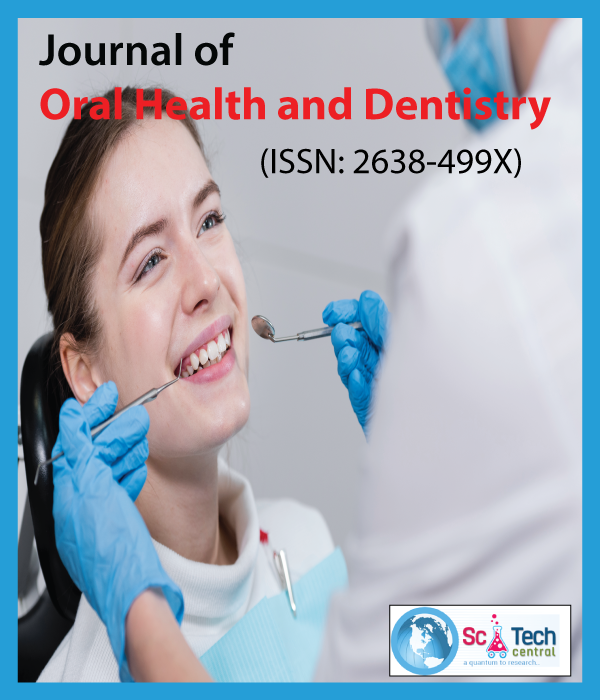 Journal of Oral Health and Dentistry (ISSN:2638-499X)