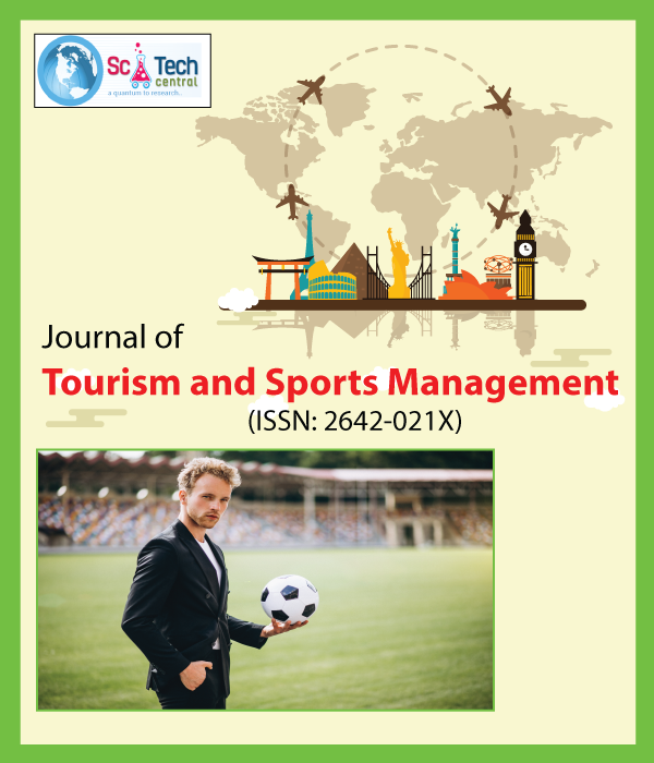 Journal of Tourism and Sports Management (ISSN: 2642-021X)