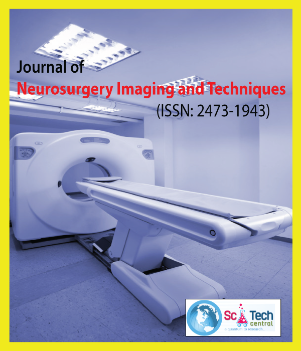 Journal of Neurosurgery Imaging and Techniques (ISSN:2473-1943)