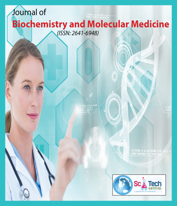 Journal of Biochemistry and Molecular Medicine (ISSN:2641-6948)