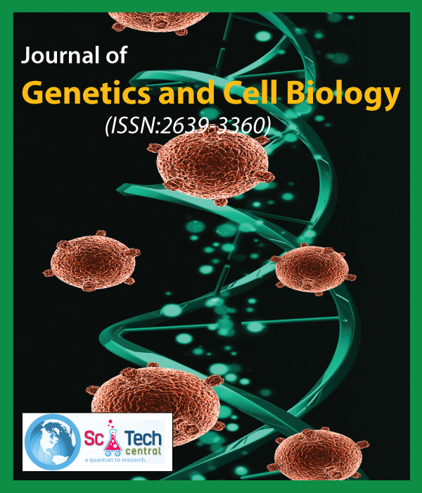 Journal of Genetics and Cell Biology (ISSN:2639-3360)