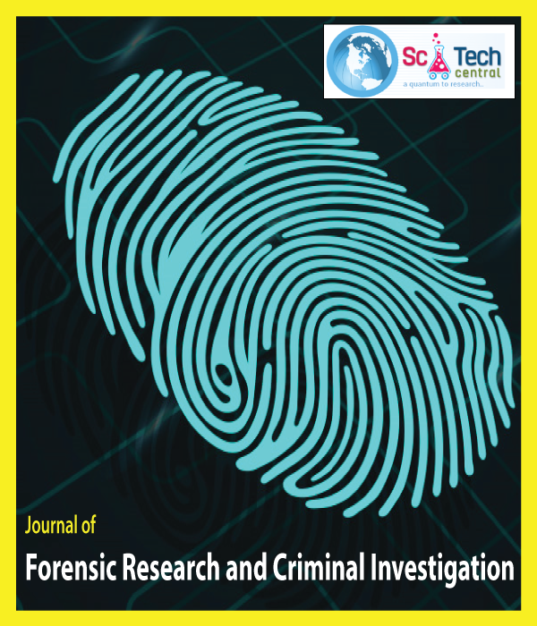 Journal of Forensic Research and Criminal Investigation