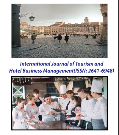 International Journal of Tourism and Hotel Business Management (ISSN:2641-6948)
