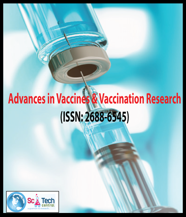 Advances in Vaccines & Vaccination Research (ISSN: 2688-6545)