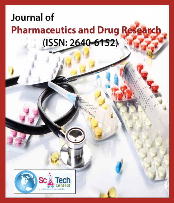 Journal of Pharmaceutics and Drug Research (ISSN:2640-6152)