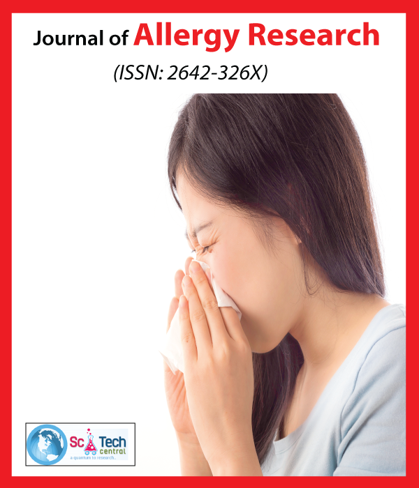 Journal of Allergy Research (ISSN:2642-326X)