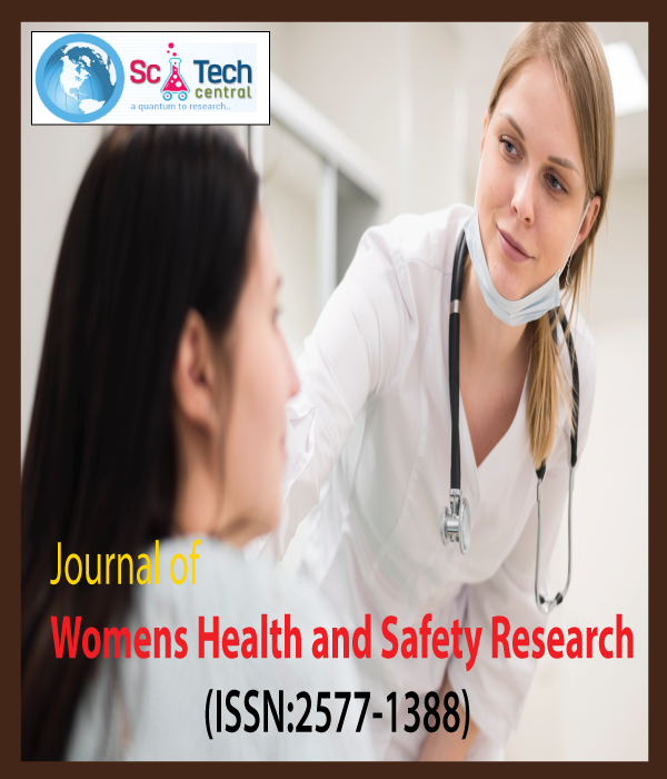 Journal of Womens Health and Safety Research (ISSN:2577-1388)