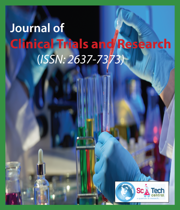 Journal of Clinical Trials and Research (ISSN:2637-7373)