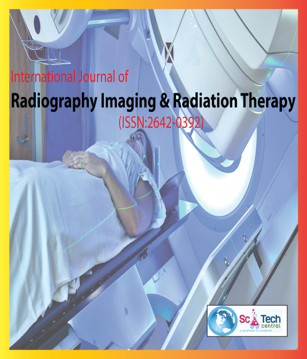 International Journal of Radiography Imaging & Radiation Therapy (ISSN:2642-0392)