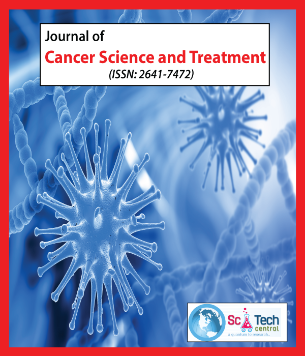 Journal of Cancer Science and Treatment (ISSN:2641-7472)