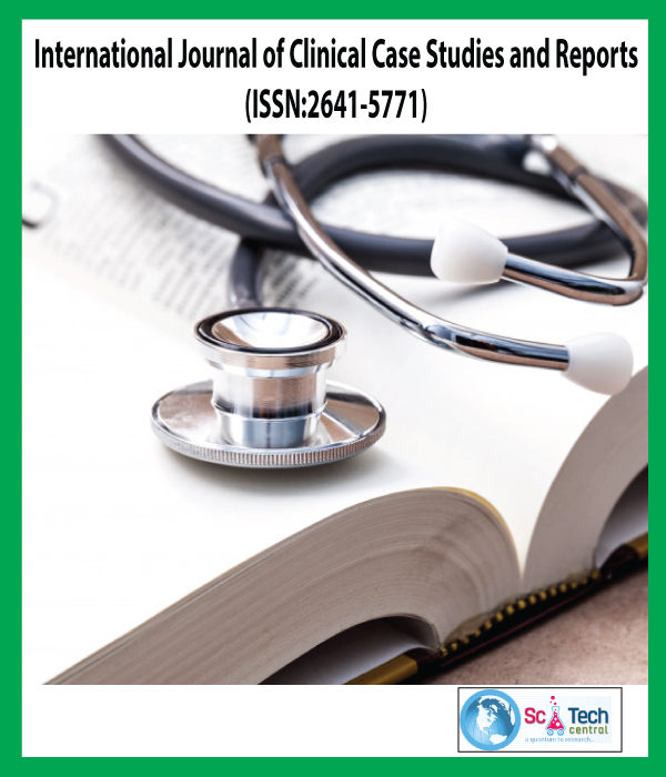 International Journal of Clinical Case Studies and Reports (ISSN:2641-5771)