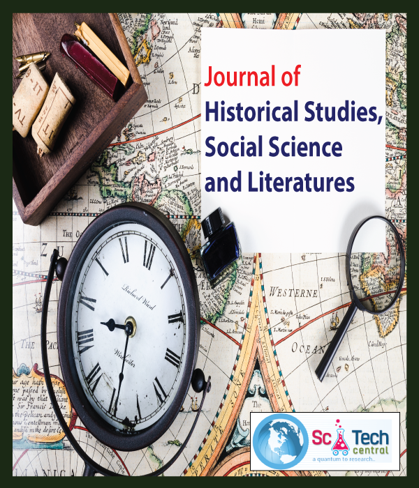 Journal of Historical Studies, Social Science & Literatures