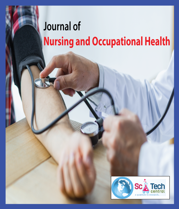 Journal of Nursing and Occupational Health